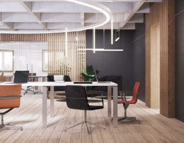 Офис, Екатеринбург, дизайнер Швецов Евгений