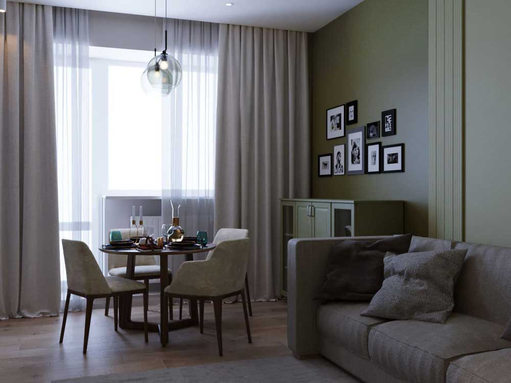2х комнатная квартира на пр. Ленина, 48