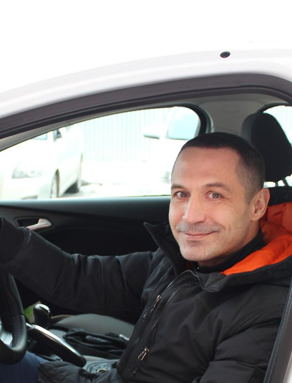 Ведущий специалист по направлению организации логистики AMIKSGROUP Денис Ромашов
