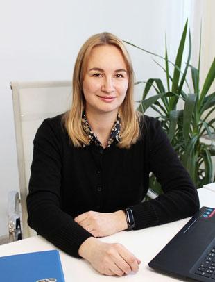 Ведущий специалист финансово-аналитического направления AMIKSGROUP Наталья Десяткова