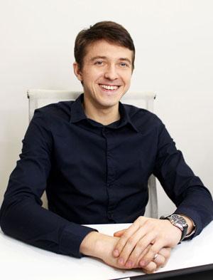 Менеджер проектов AMIKSGROUP Сергей Южаков