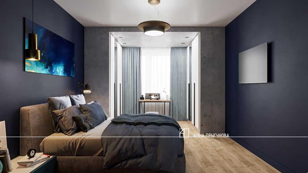 3х комнатная квартира в ЖК «Балтийский»