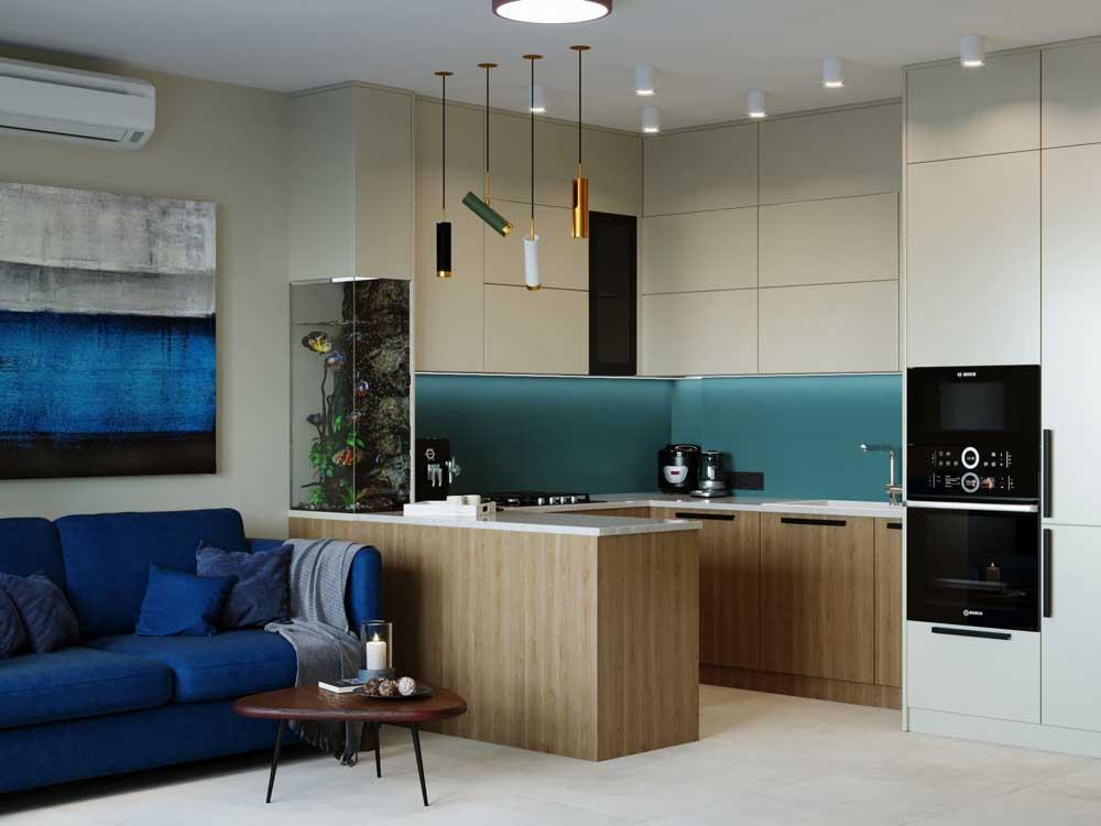 3х комнатная квартира в ЖК «Гринада»